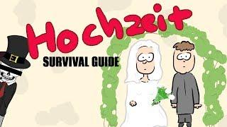 Hochzeit - Tommys seriöse Survival Guides