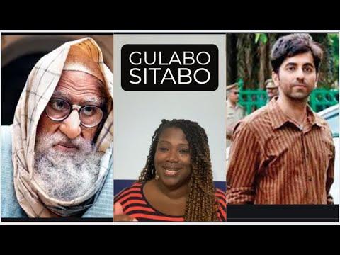 Gulabo Sitabo - Official Trailer Reaction | Amitabh Bachchan, Ayushmann K | Shoojit, Juhi | 06/ 12