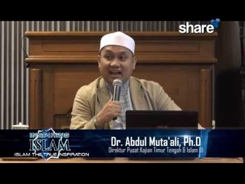 Dr  Abdul Muta'ali, Ph D   Konspirasi Timur Tengah