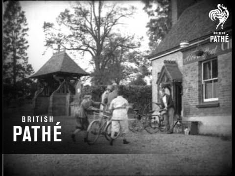 Fifty Years Ago - The Evolution Of Cycling (1931)