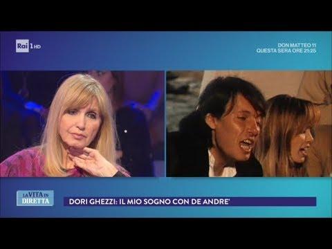 Dori Ghezzi: vi racconto Fabrizio De André 1^ parte  15022018
