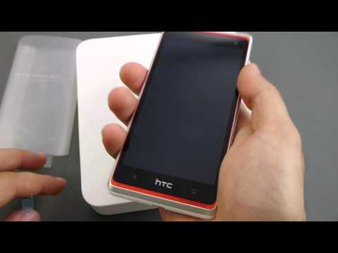 HTC Desire 600 Unboxing