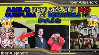 AMLO L4NZ4 FUE.RTES DECLARACIONES MÉXICO ESTÁ EN BANCA.ROTA / VESTIDO DE LA GAVIOTA /CANELO ALVAREZ