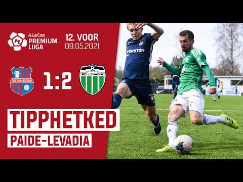 Paide Linnameeskond Levadia Tallinn Goals And Highlights