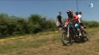 La Rand'Auvergne, une course de moto enduro physique et exigeante