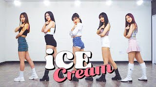 Download lagu [FULL] 블랙핑크 BLACKPINK - 'Ice Cream (with Selena Gomez)' | 커버댄스 DANCE COVER | 안무 거울모드 MIRROR MODE