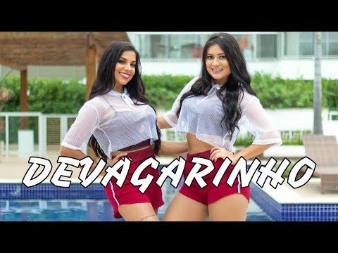 DEVAGARINHO - Luísa Sonza - Paródia - Evelyn Regly