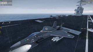 I Overlayed Arma 3 Fighter Jet Gameplay with the BF3 Jet Mission Audio and it