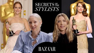 Celebrity stylists on their favourite Oscars red carpet fashion | Secrets of the Stylists| Bazaar UK