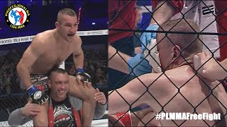 FEN 27 Free Fight: Sebastian Romanowski vs Maciej Górski | PLMMA 50