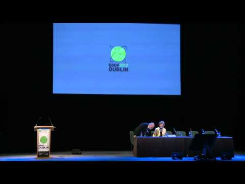ESOF 2012 Dublin: Mary Robinson - Equity and Climate Science