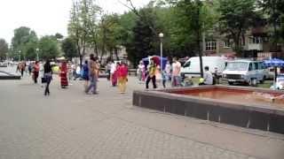 Праздник для детей Запорожье 18 мая 2013