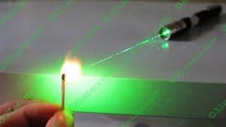 Qentin Expériences ► Expérience [18] :TUTO  Fabriquer son laser qui brûle !