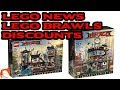 LEGO News Ninjago City And Docs - LEGO Brawls Discount