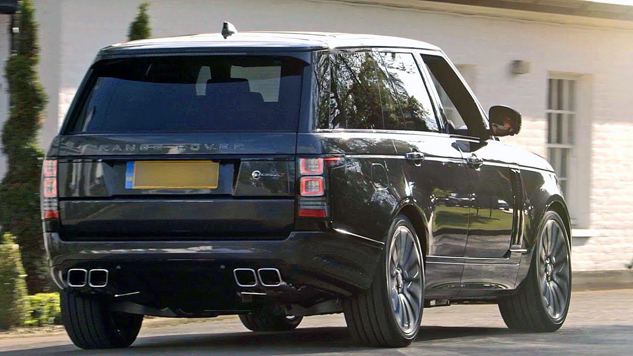 Range Rover Vogue Svo >> Ranger Rover SVAutobiography Dynamic SVO Design Pack - YouTube