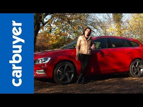 Volvo V60 Plug-in hybrid - Carbuyer