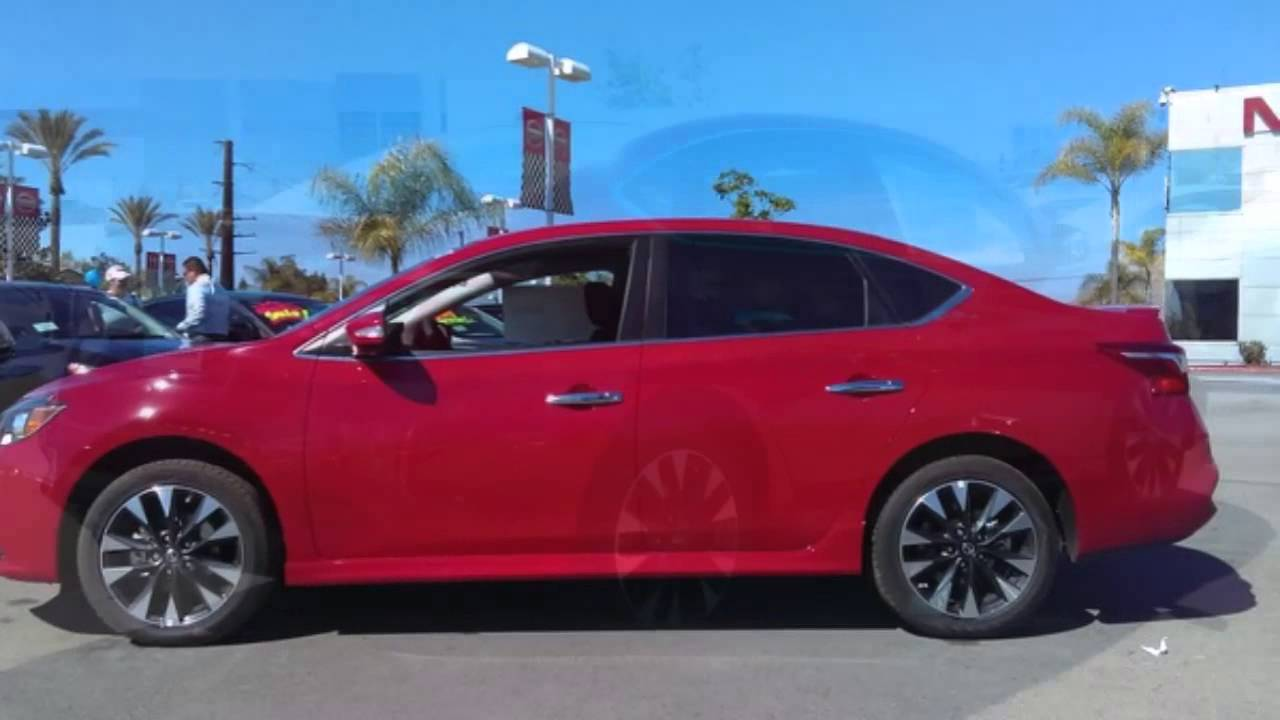 New 2016 Nissan Sentra Stock Number N19183 at Raceway Nissan ...