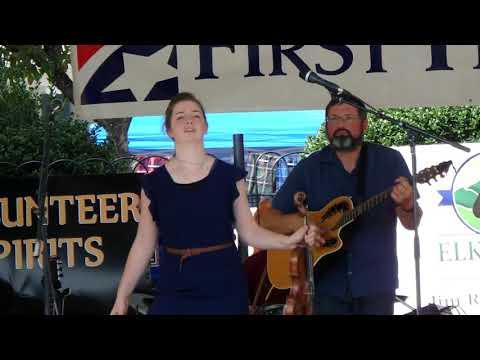 The Celtic Martins Play More Irish Music at the Dandridge 2017 Scots-Irish Festival