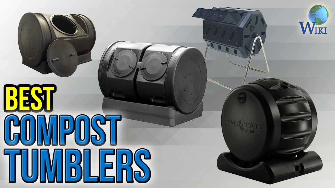 10 best compost tumblers 2017 youtube