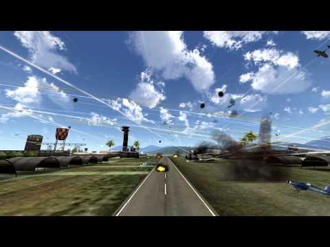Sky Gamblers: Storm Raiders Trailer