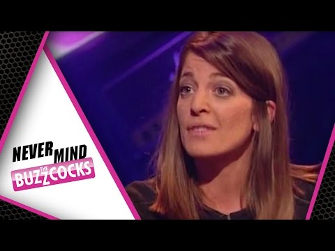 The Force Of Winkleman | Never Mind The Buzzcocks | Suzi Quatro, Claudia Winkleman & Sean Hughes