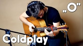 (Coldplay) O - Fly On - Piotr Szumlas - Fingerstyle Guitar Cover