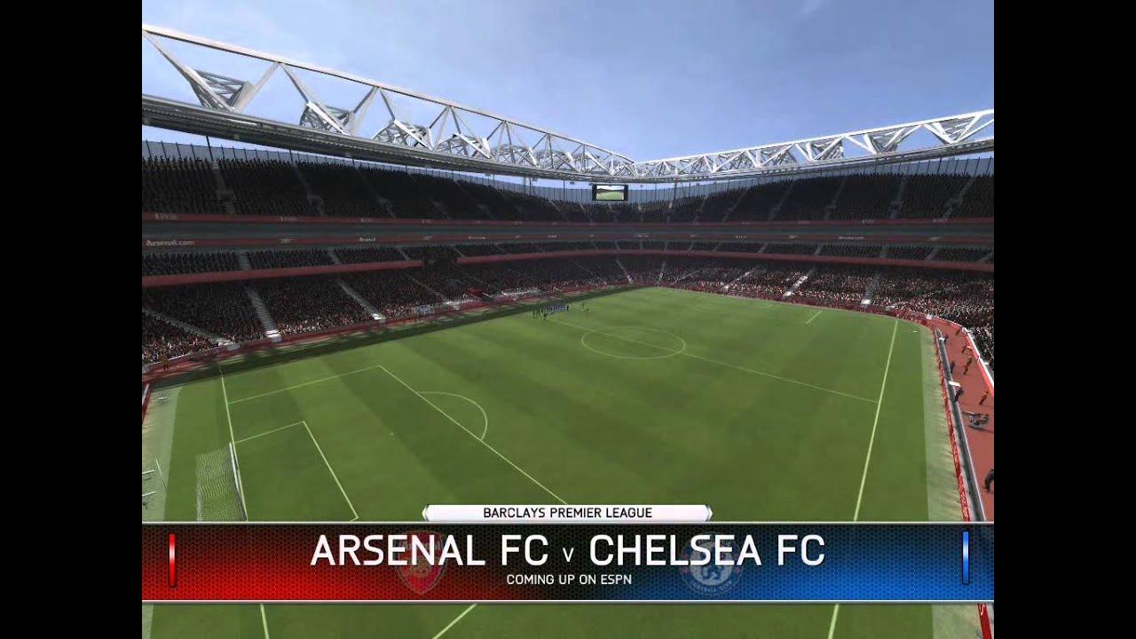 FIFA 14 ModdingWay Mod - ESPN Intro