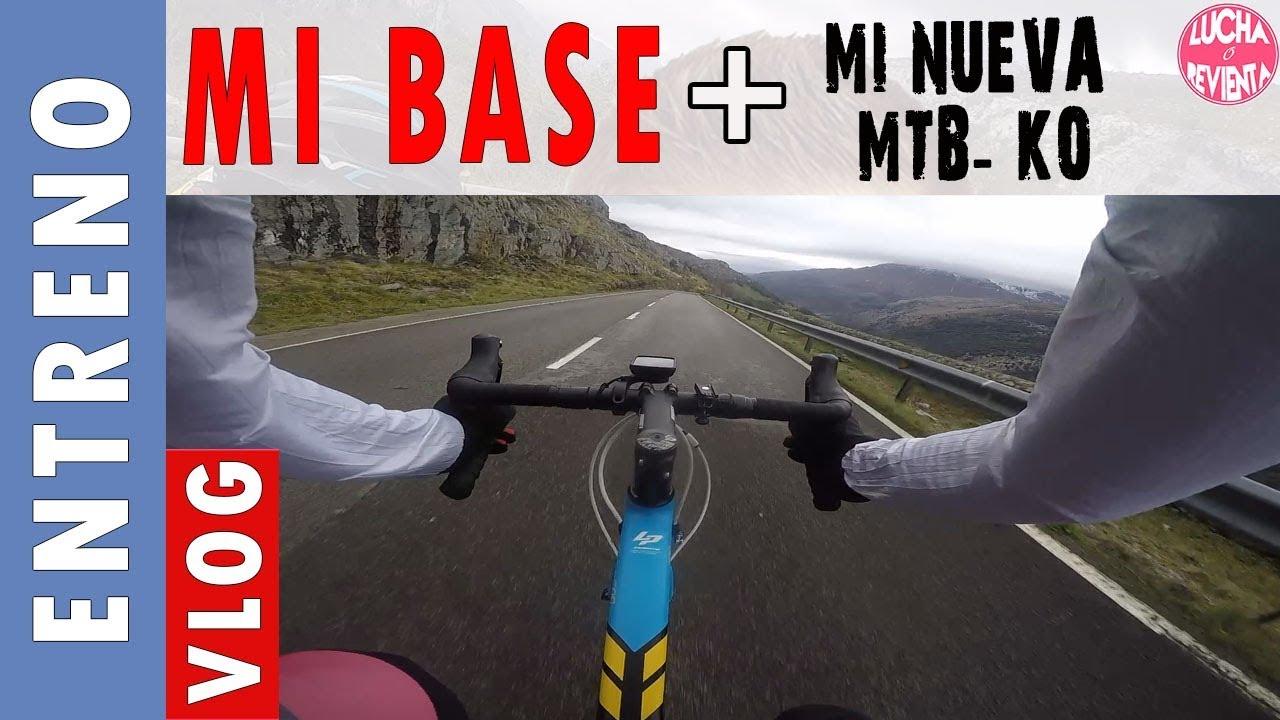 Entrenamiento base ciclismo mtb