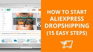 How to Set up AliExpress Dropshipping Store in 15 EASY STEPS (WordPress+AliDropship)