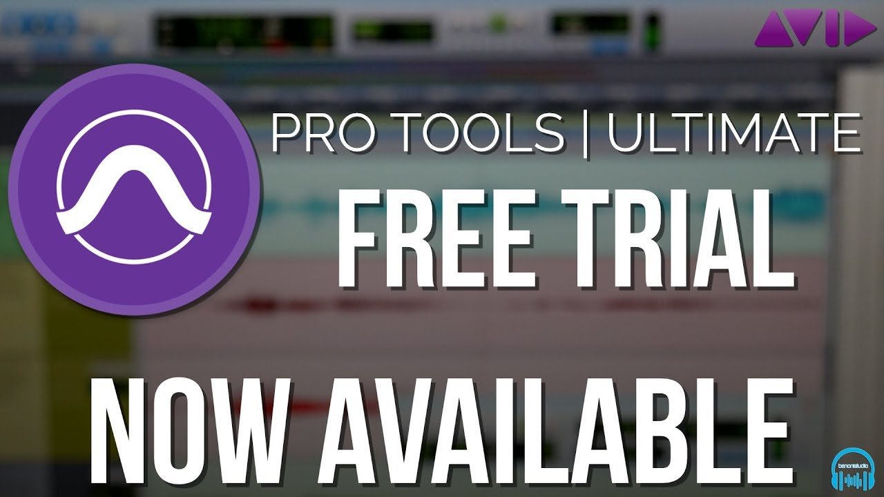 Pro Tools | ULTIMATE Free Trial NOW AVAILABLE (NEWEST VERSION)