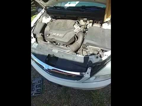2008 Saturn Aura Xr Headlight Replacement Easy