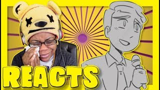 You Will Be Found   DEH Animatic Reaction