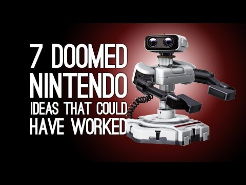 7 Doomed Nintendo Ideas That Are Huge Hits in Some Parallel Universe