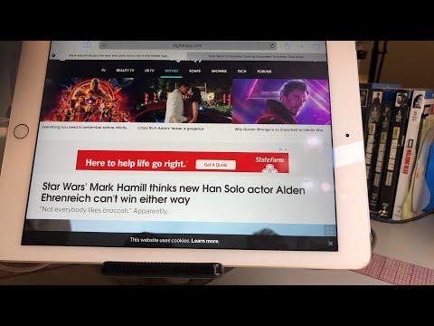 Mark Hamill says Alden Ehrenreich will LOSE!!  Live chat