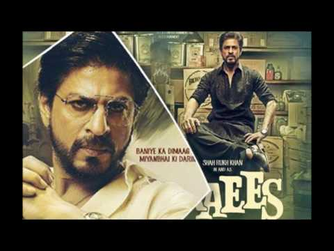 Raees First Day Box Office Collection on Domestic & Overseas Market-Earning Report-Share Amount-USA