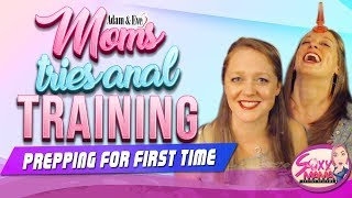 Crystal Jellies Anal Initiation Kit | Anal Training Tips For Moms | First Time Anal Sex Toy Review