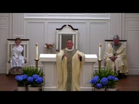 Homily for Holy Thursday ~ Rev...