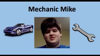 Mechanic Mike: Lexus RX300 Oil Change