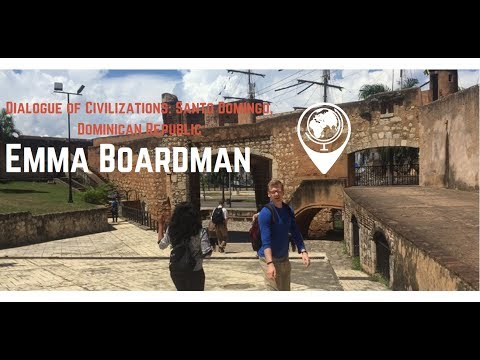 Emma Boardman: DOC in Dominican Republic