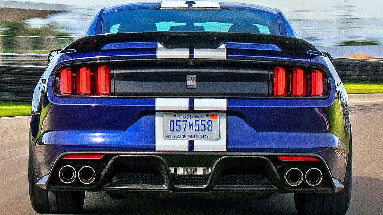 2019 Shelby GT350 – Faster than ever - YouTube