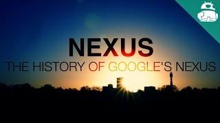 تاريخ هواتف نيكسوس من جوجل