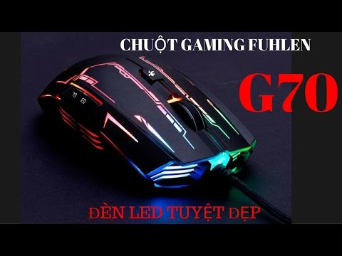 Chuột Fuhlen G70 | Chuột Game Fuhlen G70 | Fuhlen G70 | Chuột quang usb Fuhlen | Foci
