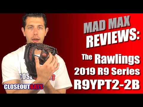 Closeoutbats.com Rawlings R9 Series 11.25