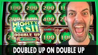 🔴 Mighty Cash 💰 Double Up ⬆️ Brian Christopher Follows The RULES!
