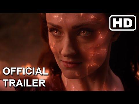 Люди Икс: Тёмный Феникс — Русский трейлер (2019) HDRip 1080p / X-Men: Dark Phoenix 2019 HDRip 1080p