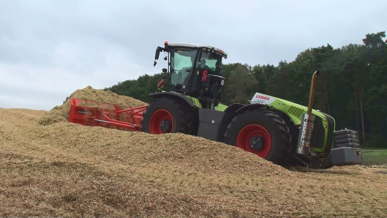 Super Claas Xerion 5000 - YouTube @ZS_05