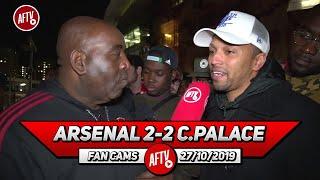 Arsenal 2-2 Crystal Palace | Emery & Xhaka Are FINISHED! (Curtis)