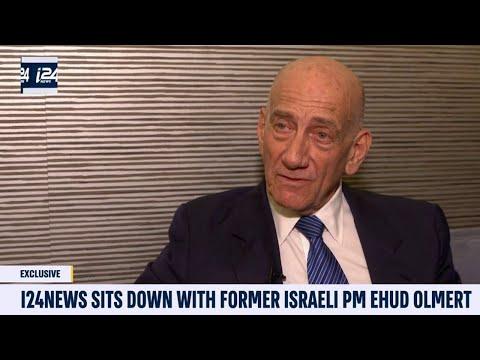 Ex-Israeli PM Ehud Olmert On Why Palestinian Pres Abbas Is A 'Worthy Partner'