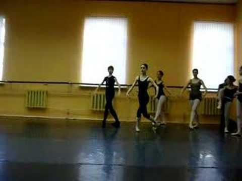 Ballet Masterclass- L.Kunakova
