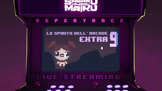 """Focus VS Chaos"" - The Binding of Isaac: Repentance w/Sabaku, Lo Spirito dell'Arcade EXTRA #9"
